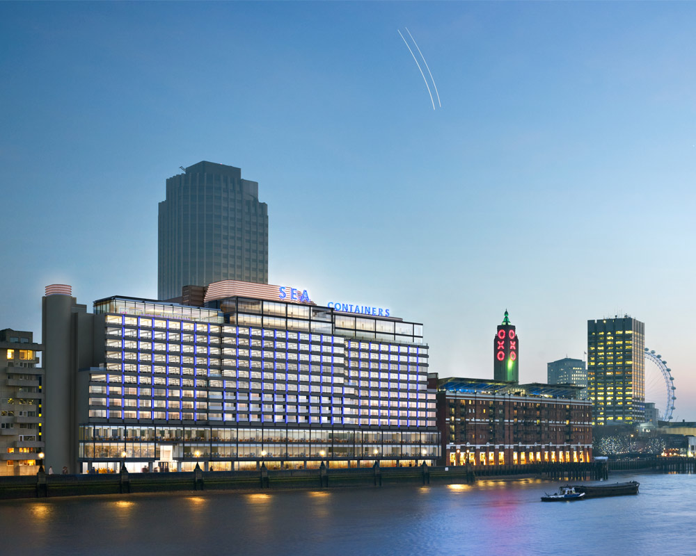 Mondrian London at Sea Containers Archives - Top Yacht Design