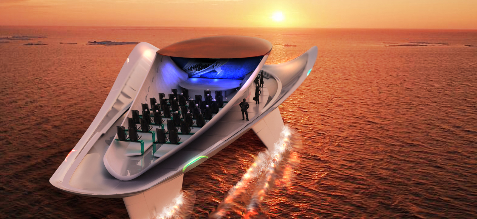 Allochroous Time To Change Top Yacht Design