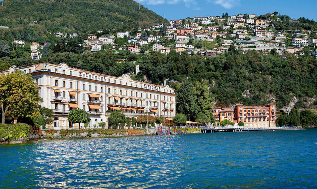 Villa d 39 este appointment with elegance top yacht design for Design hotel lake como