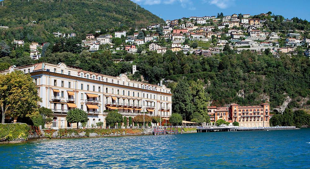 Villa d'Este, appointment with elegance