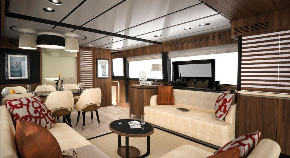 Azimut Magellano 66: la libertà di navigare a lungo raggio