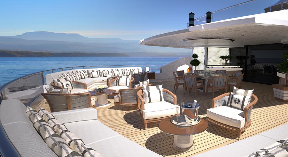 Heesen Yachts unveils a 70-metre