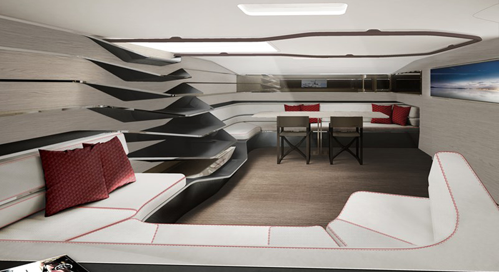 Good For The New WallyCento: Mark Mills, Persico Marine And Interior Design By  Pininfarina