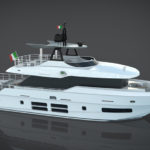 Canados Oceanic Yachts 76