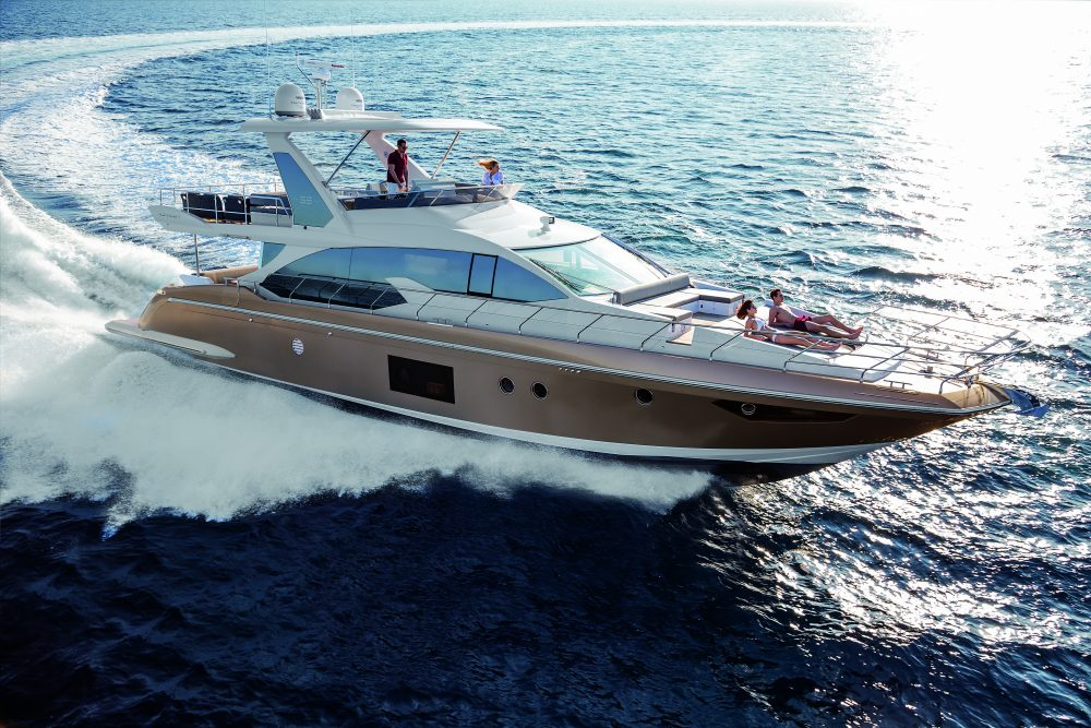 Al Marina di Varazze il primo Raduno Azimut Yachts