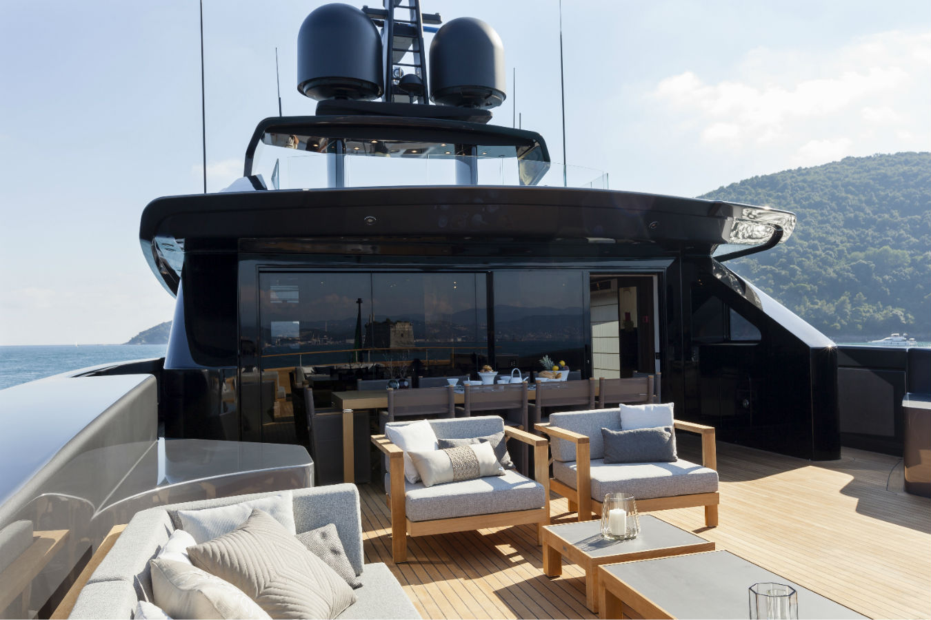 The Baglietto 46m Wins The World Superyacht Trophy For The Best Exterior  Design