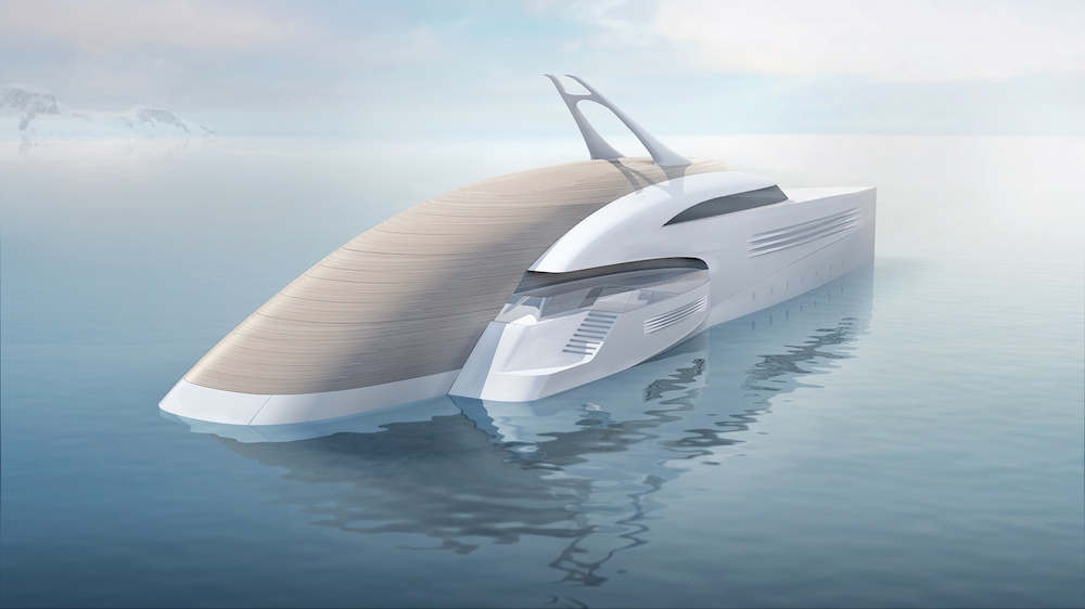 A choice for autonomy: Feadship unveils new Future Concept