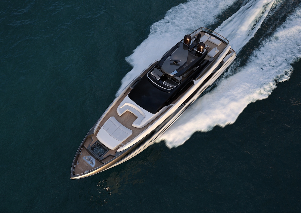Introducing the Riva 110'