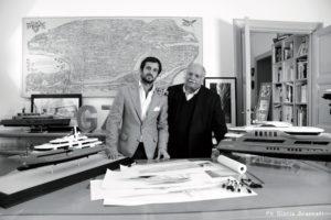 Bernardo (left) e Gianni Zuccon