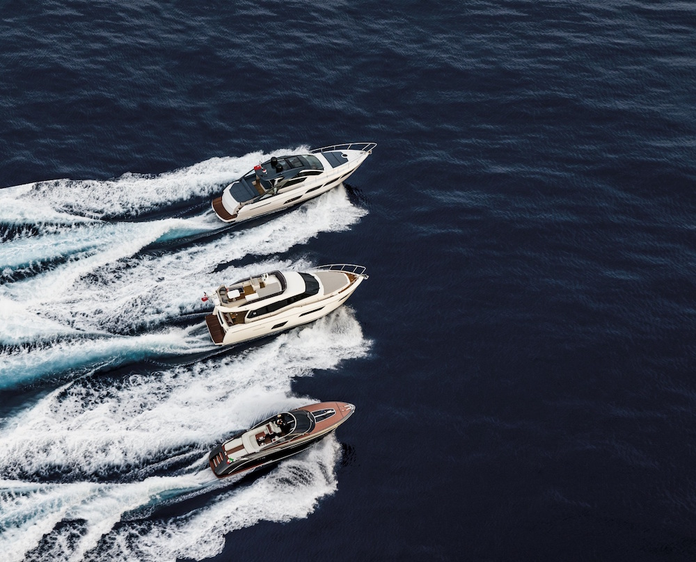 Ferretti Group exhibiting 5 yachts with 4 debuting for the German market at the Boot of Düsseldorf