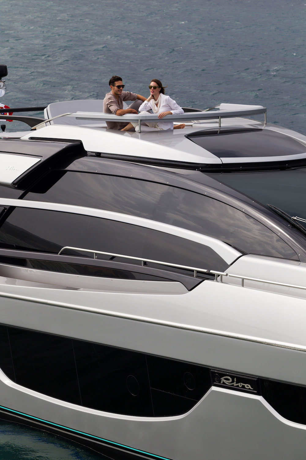 Riva 76 perseo wins the motor boat awards 2017 top yacht for Motor boat awards 2017