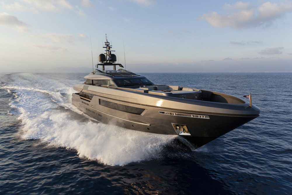 Baglietto announces the sale of the Baglietto 46M Fast
