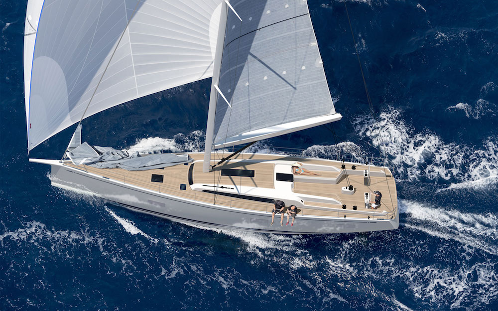 The new Swan 65