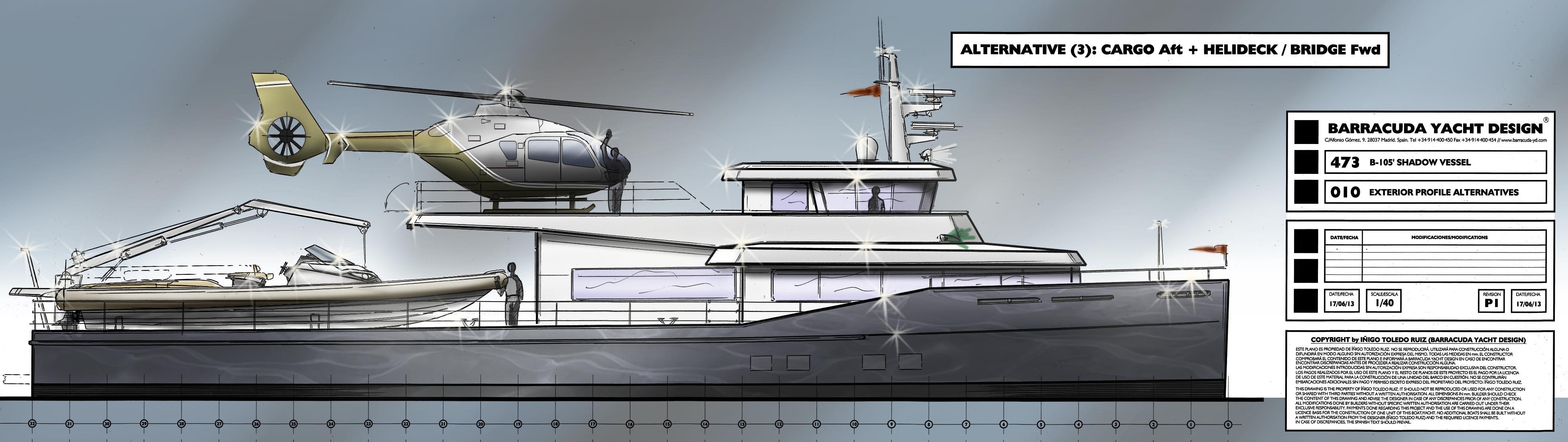 Inigo Toledo - Top Yacht Design