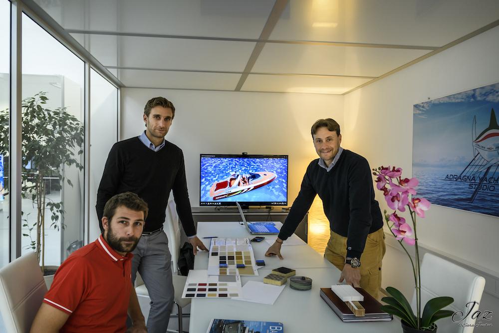 Yacht Designer: Gianluca Adragna