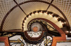 Apertura Guests' Staircase