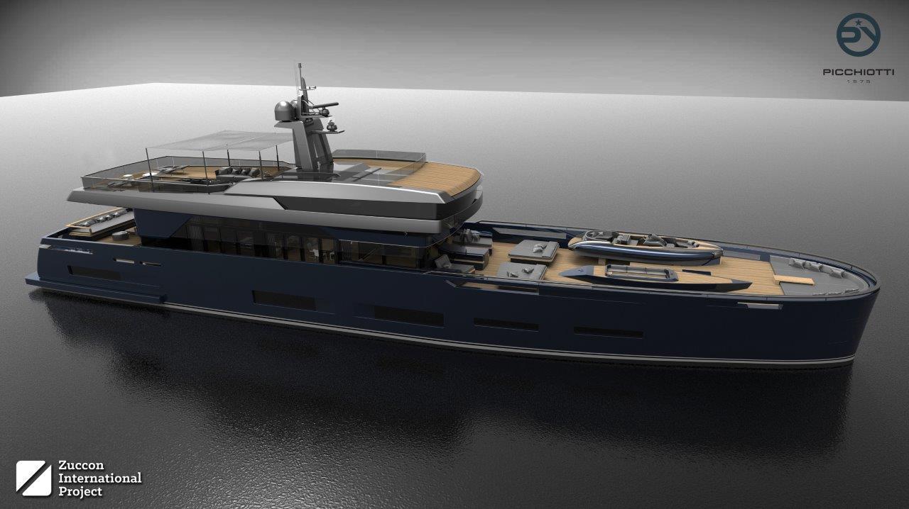 Zuccon presenta PY Heritage 45 m