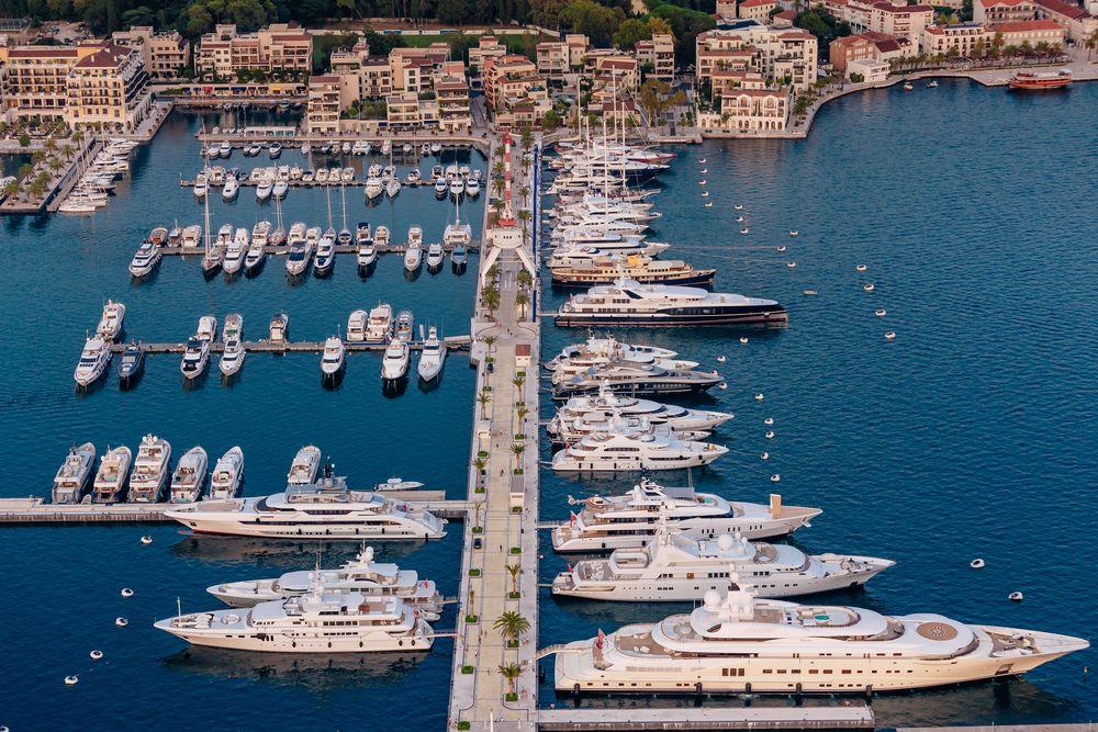Porto Montenegro Summer 2017 activities