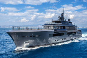 Crn Atlante 55 mt will be on show