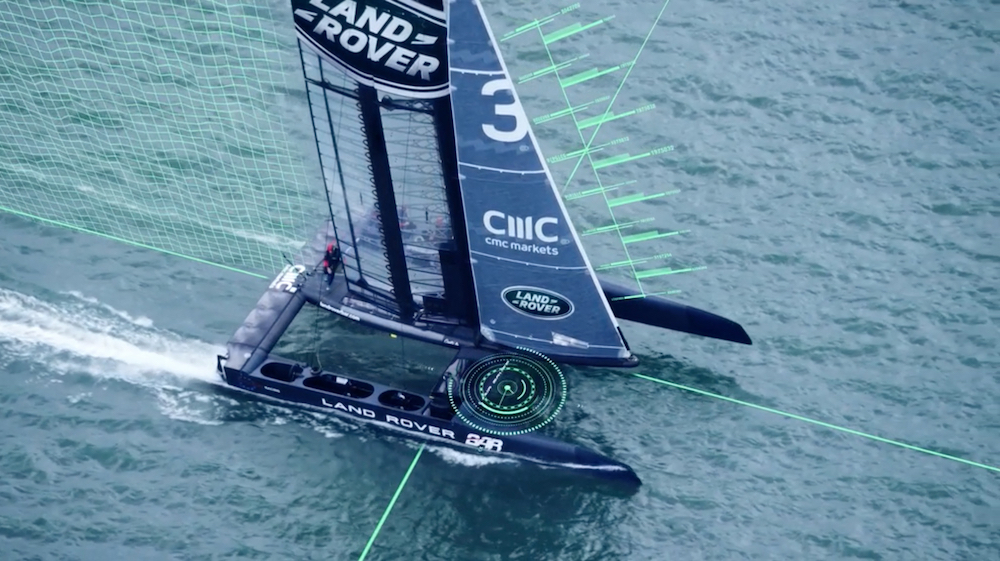 Land Rover BAR's America's Cup