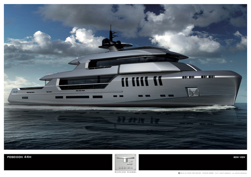 Enrico Gobbi Team4Design: Poseidon 44