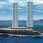 Superyacht trimaran Komorebi by VPLP Design (2)