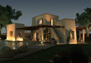 Villa_C_Arenada_Night_Exterior