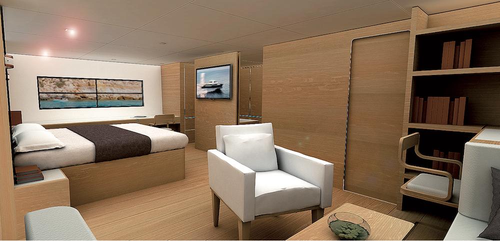 la navetta 100 di vismara marine top yacht design