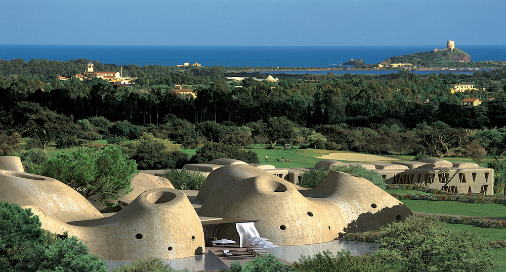 Is Molls the new Sardinian resort designed by Massimiliano Fuksas