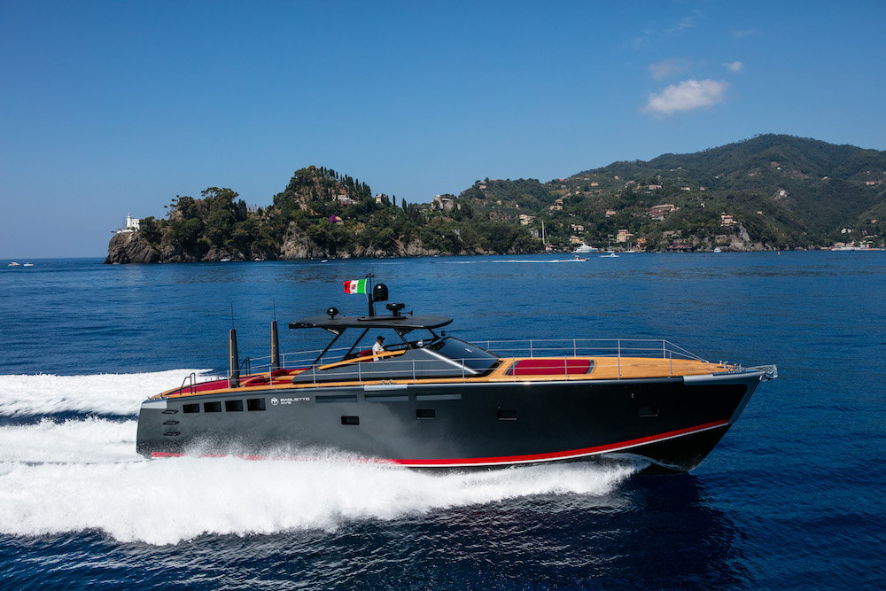 Baglietto at Cannes and Monaco boat Shows