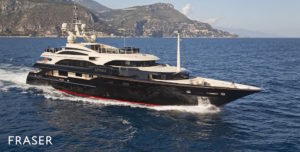 Benetti Ulysses 56 m managed by Fraser