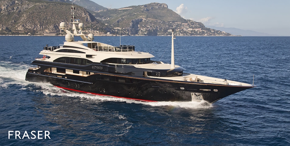 Azimut Benetti Group takes full control of Fraser