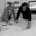 Mario Pedol, a sinistra e Massimo Gino, a destra Photo Giovanni Malgarini