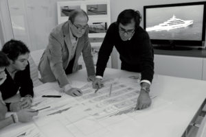 Mario Pedol, left and Massimo Gino, right Photo Giovanni Malgarini