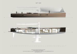 TAV. 4 profilo e sez. long