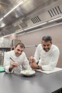 Andrea Berton e Raffaele Lenzi