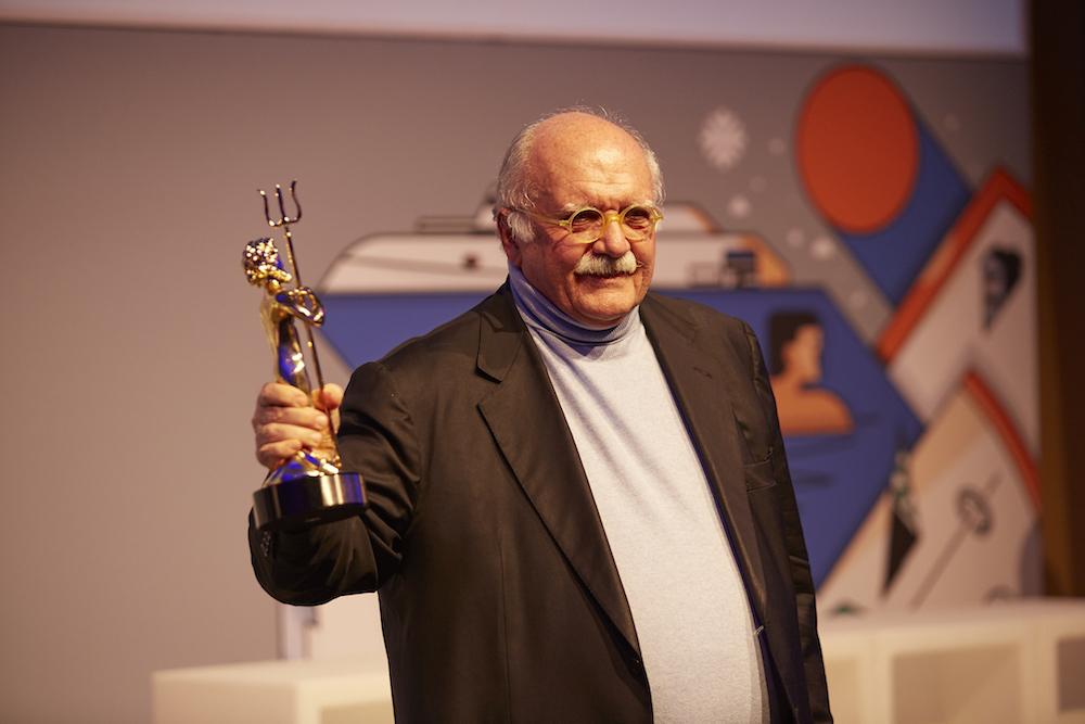 "Gianni Zuccon vince un ""Oscar"" alla carriera"