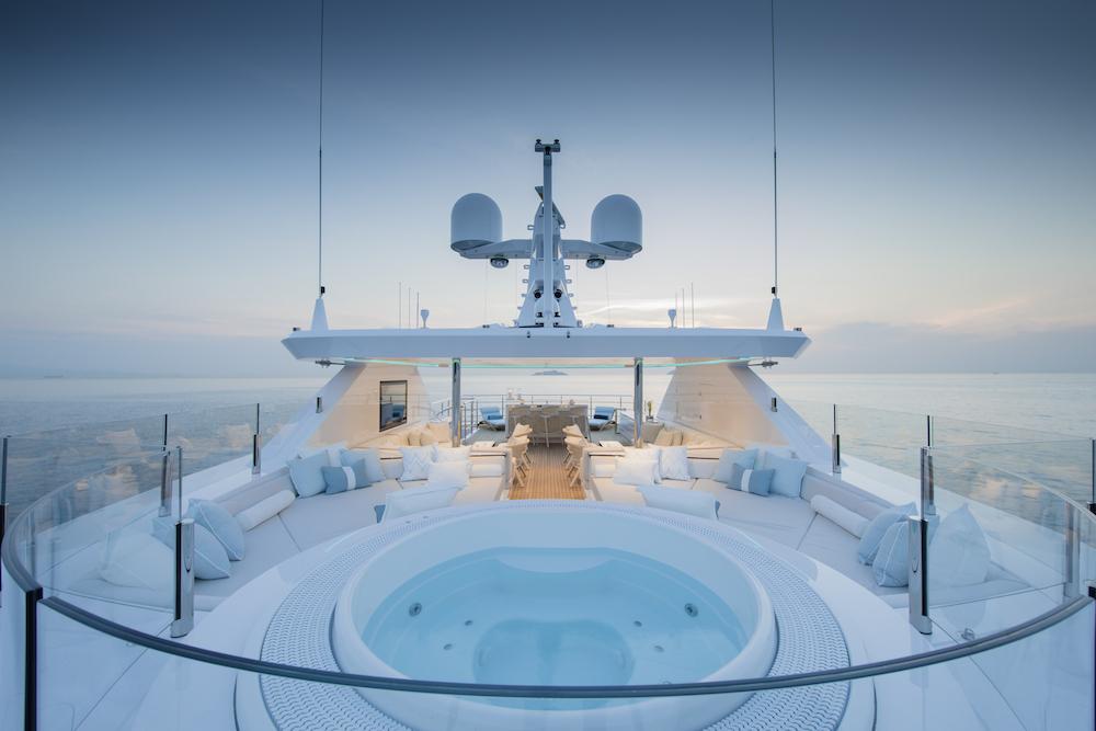 Turquoise Yachts 47 metri Razan