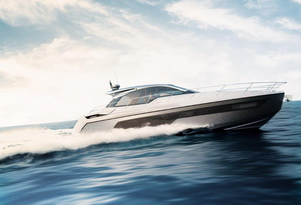 Azimuth unveil two absolute novelties at Düsseldorf Boat Show