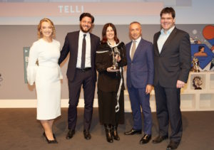 Custom Line Navetta 33 Telli wins at the Design & Innovation Awards of Boat International
