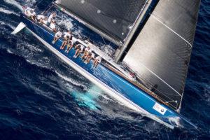 Cuordileone, Sail n: ITA5016, Nat: ITA, Owner: Leonardo Ferragamo, Class: ClubSwan 50