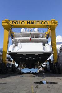 Mangusta Oceano 46_the launch (2)