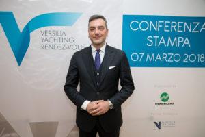 Fabrizio Curci, AD di Fieramilano