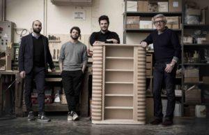1. David & Nicolas and Giorgio Morelato -® Laila Pozzo per Doppia Firma - MFCC, FCMA, Living