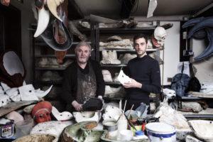11. Philippe Tabet and Sergio Boldrin -® Laila Pozzo per Doppia Firma - MFCC, FCMA, Living copia