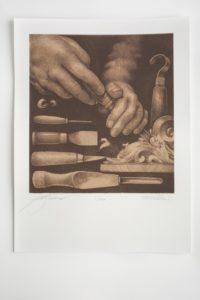 n praise of hands - Giampiero Bodino and Giampaolo Fallani -® Laila Pozzo per Doppia Firma -