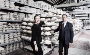 7. Inma Bermudez and Giovanni Battista Fadigati -® Laila Pozzo per Doppia Firma - MFCC, FCMA, Living copia