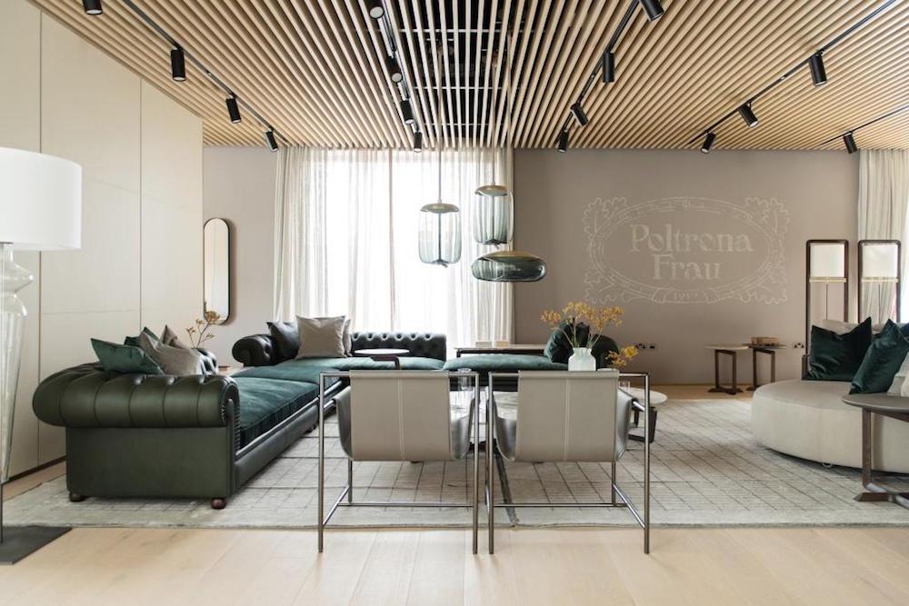 Poltrona Frau Group ME opens a new store in Dubai