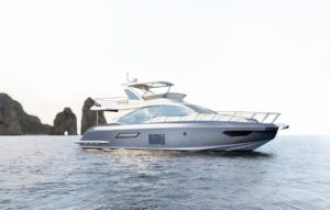The Azimut 55 fly