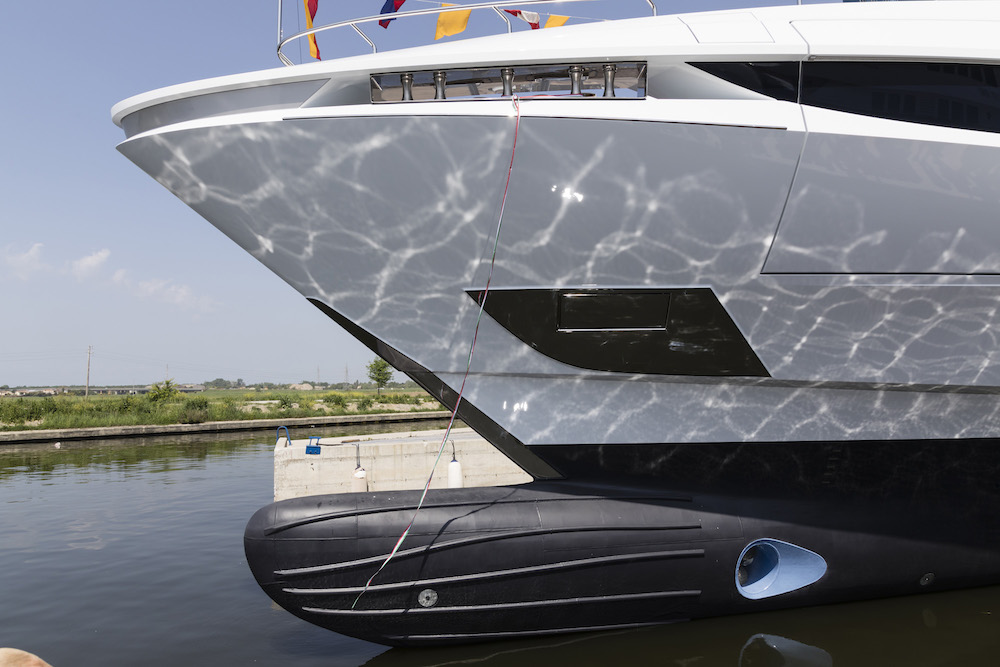 """El Leon"", the new Mangusta's flagship has been launched"